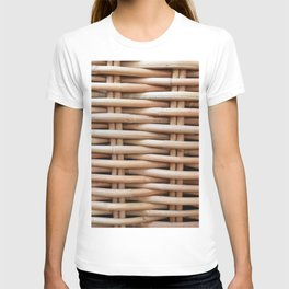 Rustic basket T-shirt