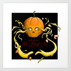 Feel Creepy any day of the year Art Print