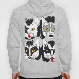 Cat Kiss Hoody