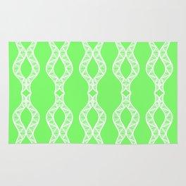 Lime Twist Rug