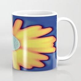 Andy  Warhola floral Coffee Mug