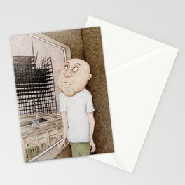 Veduta ( The View) Stationery Cards