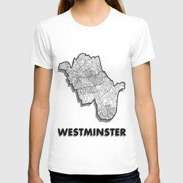 Westminster - London Borough - Simple T-shirt