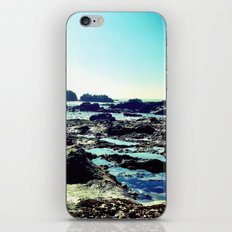 Tidepools. iPhone & iPod Skin
