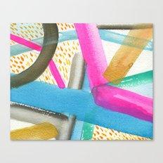 compositional study I Canvas Print