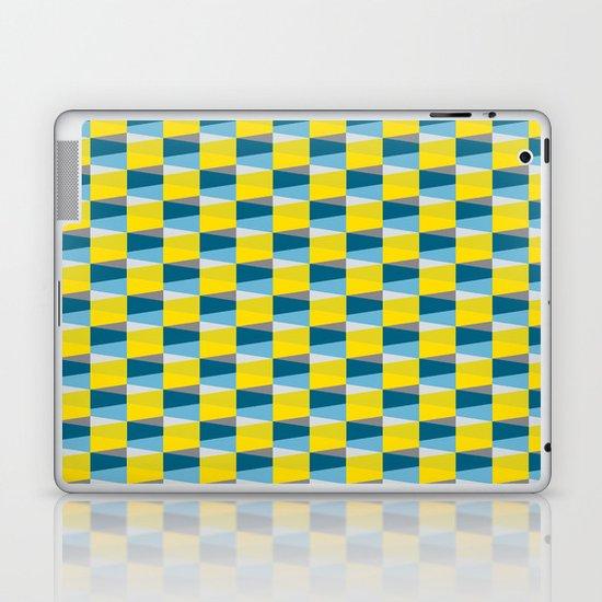 Aronde Pattern Laptop & iPad Skin