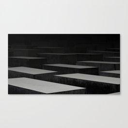 Stelae Canvas Print
