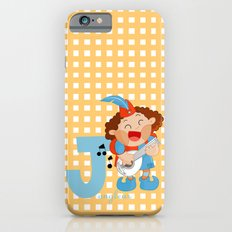 j for jongleur iPhone 6s Slim Case