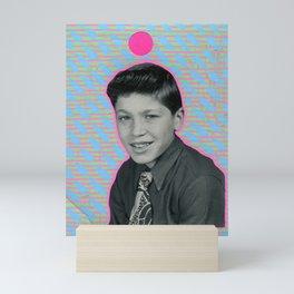 The Perfect Pose Mini Art Print