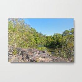 Stunning Barron River Metal Print