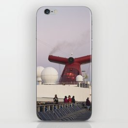 Bahamas Cruise Series 31 iPhone Skin
