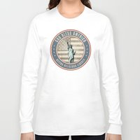 religious Long Sleeve T-shirts featuring Defend Religious Liberty by politics