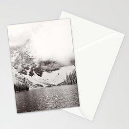 Wild Winter (B&W) Stationery Cards