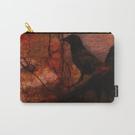 RAVENS WORLD edited Carry-All Pouch