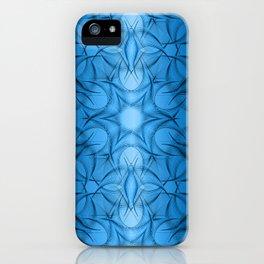 Fractal Fiori iPhone Case