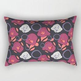 Ladies Pink Rectangular Pillow
