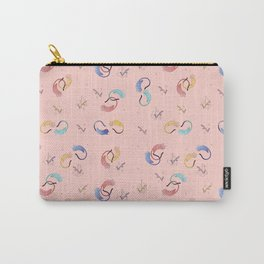 lazy cats Carry-All Pouch