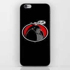 GO, APE iPhone & iPod Skin