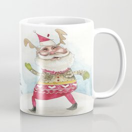 Steampunk Santa Coffee Mug