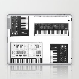 Collection : Synthetizers Laptop & iPad Skin