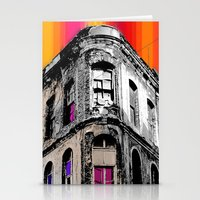 istanbul Stationery Cards featuring Istanbul by cArt