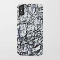 metallic iPhone & iPod Cases featuring Metallic by Norms