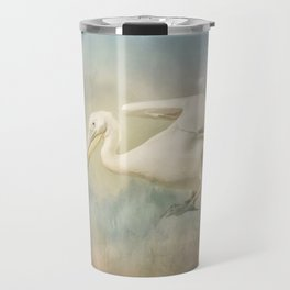 Fly Pelican Travel Mug