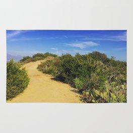 A Dusty Path Rug