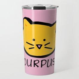 Sour Puss Travel Mug