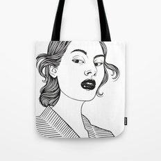 Inktober 12_2016 Tote Bag