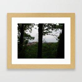 Inwood Hill Park, New York 4 Framed Art Print