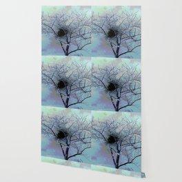 Black Hole Tree Wallpaper