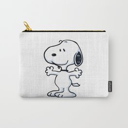 snoopy funny tears Carry-All Pouch