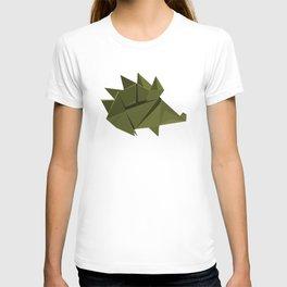 Origami Hedgehog T-shirt
