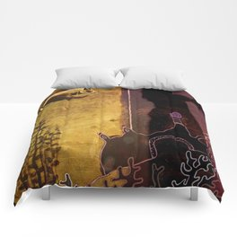 ATLANTIS DANCE Comforters