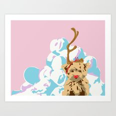 Merry Grinchmas Art Print