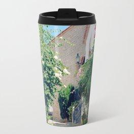 Portugal, Obidos (RR 181) Analog 6x6 odak Ektar 100 Travel Mug
