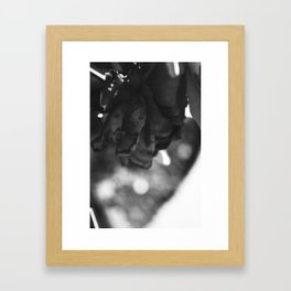 Sammuva Framed Art Print