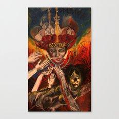 Russian Royalty Canvas Print
