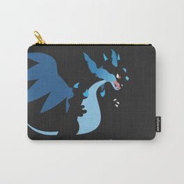 Mega Charizard X PKMN Carry-All Pouch