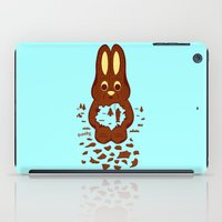 hunting iPad Cases featuring Chocolate Hunting by Matt Wasser