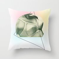 jack Throw Pillows featuring Jack by Lauren Miller