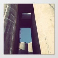 aperture Canvas Prints featuring aperture by resonate