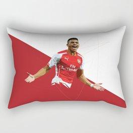 Sanchez17 Rectangular Pillow