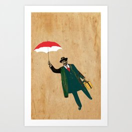 Lighter Than Air Art Print