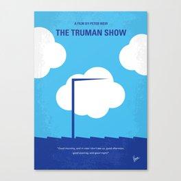 No234 My Truman show mmp Canvas Print