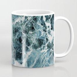 Blue Sea Marble Coffee Mug
