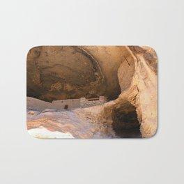 Ancient Pueblo - Gila Cliff Dwellings Bath Mat