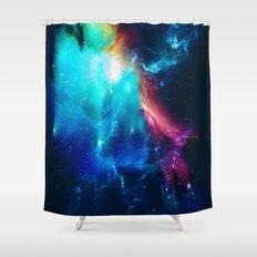 Birth of a Dream Shower Curtain