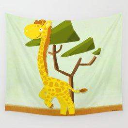 Giraffe Wall Tapestry
